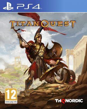 Titan Quest - Playstation 4 - PS4