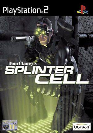 Tom Clancy´s Splinter Cell - PS2