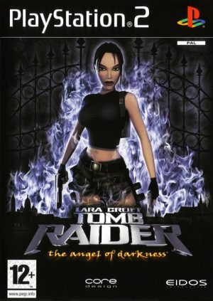 Tomb Raider: The Angel of Darkness - PS2