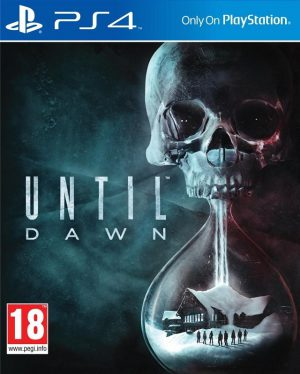 Until Dawn - Playstation 4 - PS4