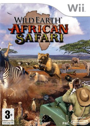 Wild Earth: African Safari - Wii