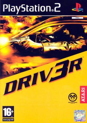 Drive3r - PS2
