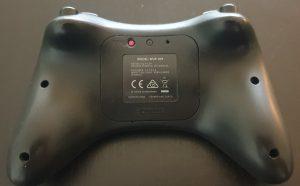 Wii u pro kontroll