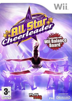 All Star Cheerleader - Wii