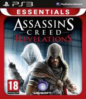 Assassins Creed Revelations - Essentials - PS3