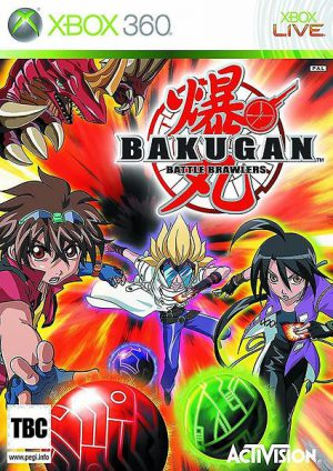 Bakugan Battle Brawler - Xbox 360