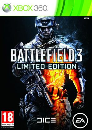 Battlefield 3 - Limited Edition - Xbox 360