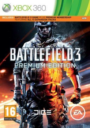 Battlefield 3 - Premium Edition - Xbox 360