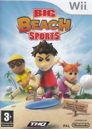 Big Beach Sports - Wii