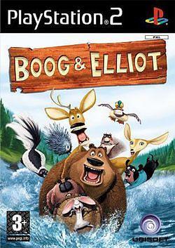 Boog & Elliot - PS2