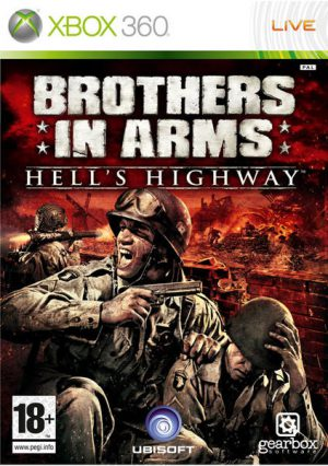 Brothers in arms: Hells Highway - Xbox 360