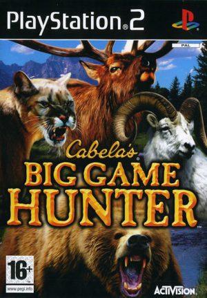 Cabela's Big Game Hunter - PS2