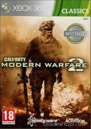 Call of Duty: Modern Warfare 2 - Classics - Xbox 360