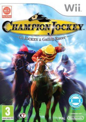 Champion Jockey: G1 Jockey & Gallop Racer - Nintendo Wii