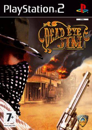 Dead Eye Jim - Playstation 2 - PS2