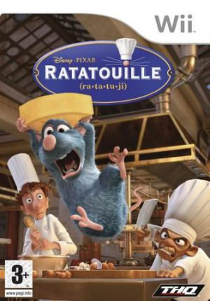 Disneys Ratatouille - Wii