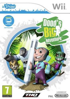 Dood's Big Adveture - Nintendo Wii