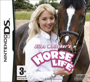 Ellen Whitakers Horse Life - DS