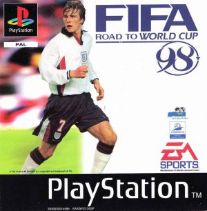 FIFA 98: Road to World Cup - PS1