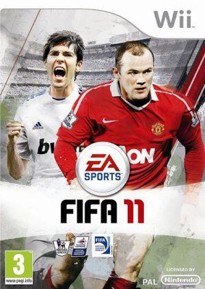 Fifa 11 - Nintendo Wii