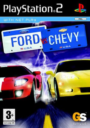 Ford vs Chevy - PS2
