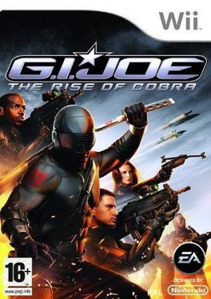 G.I Joe: Rise of the Cobra - Nintendo Wii