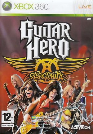 Guitar Hero: Aerosmith - Xbox 360
