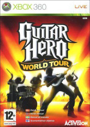 Guitar Hero: World Tour - Xbox 360