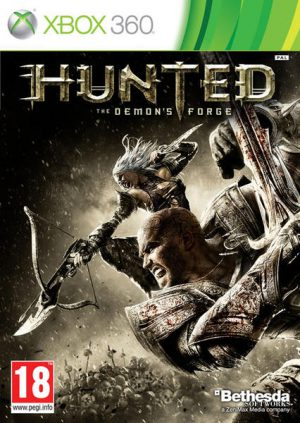 Hunted: The Demons Forge - Xbox 360