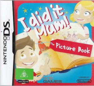 I Did It Mum! Picture Book - Nintendo DS