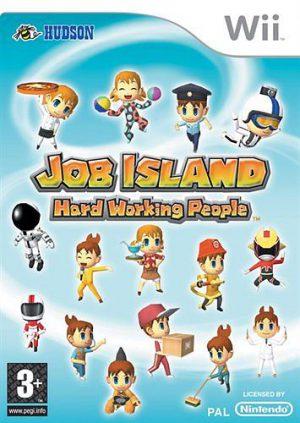 Job Island Hard Working People - Wii