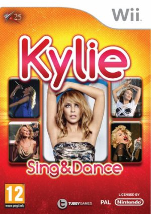 Kylie Sing and Dance - Wii