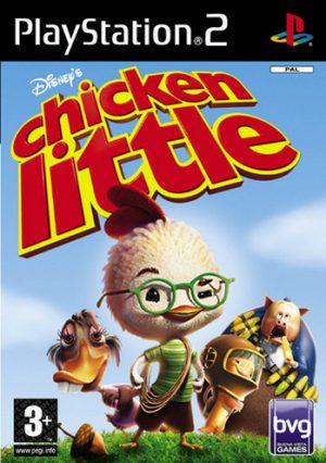 Lilla Kycklingen - Playstation 2 - PS2