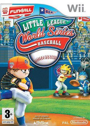 Little League: World Series Baseball - Wii