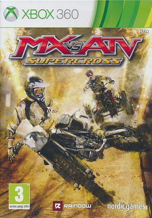 MX vs ATV: Supercross - Xbox 360