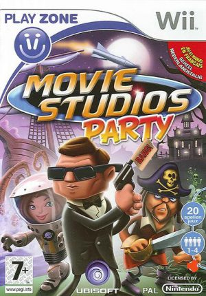 Movie Studio Party - Wii