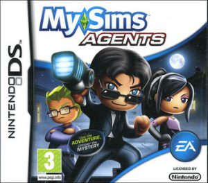 MySims: Agents - Nintendo DS