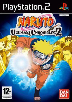 Naruto: Uzumaki Chronicles 2 - PS2