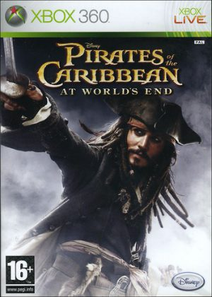 Pirates of the Caribbean: At Worlds End - Xbox 360