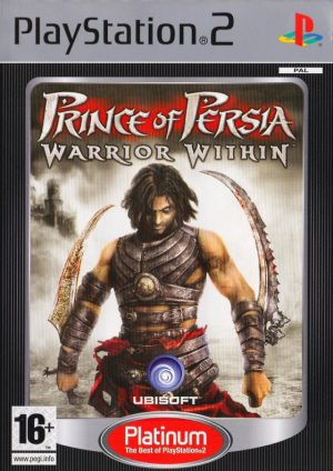 Prince Of Persia: Warrior Within - Platinum - Playstation 2 - PS2