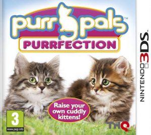 Purr Pals: Purrfection - 3DS