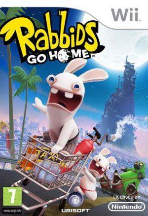 Rabbids Go Home - Wii