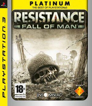 Resistance: Fall of Man - Platinum - PS3