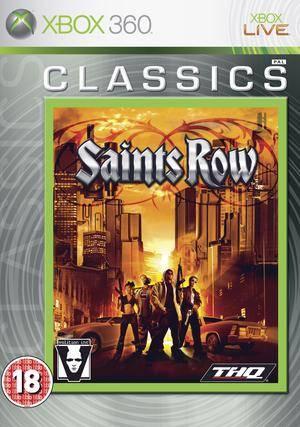 Saints Row - Classics - Xbox 360
