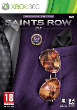 Saints Row IV - Commander in Chief Edition - Xbox 360