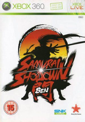 Samurai Shodown Sen - Xbox 360