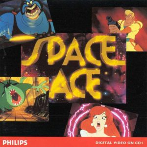 Space Ace - Philips CDi
