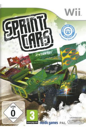 Sprint Cars - Wii
