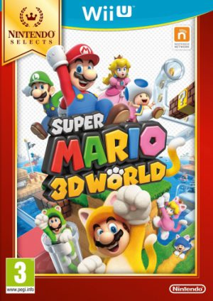Super Mario 3D World - Selects - Wii U