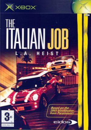 The Italian Job: L.A. Heist - Xbox